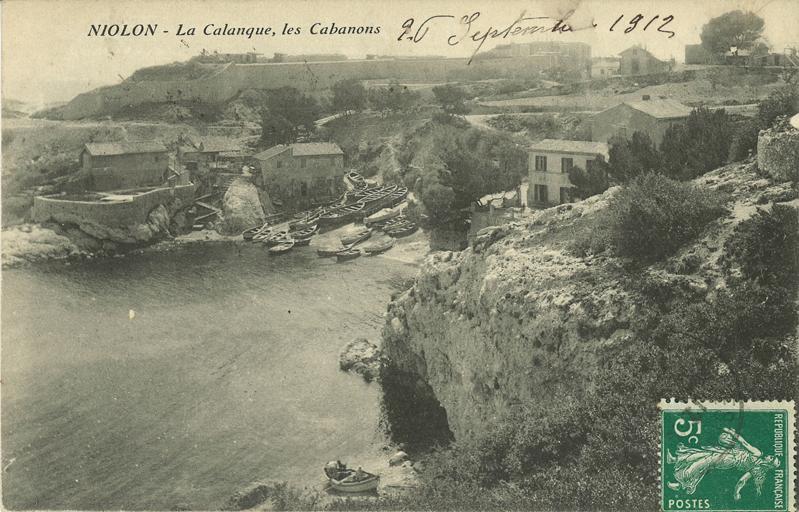 Niolon en 1912