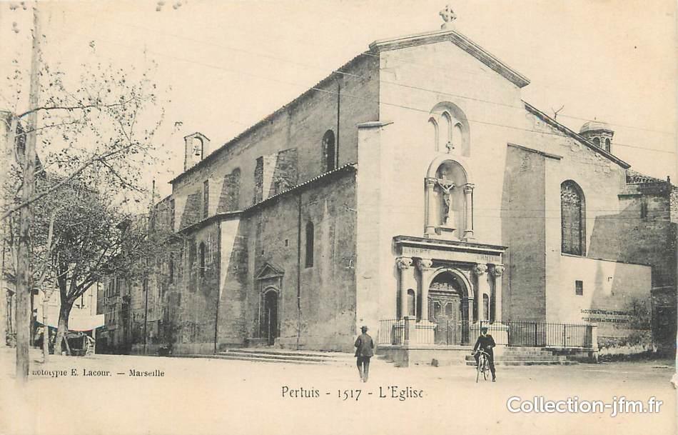 église saint nicolas - pertuis