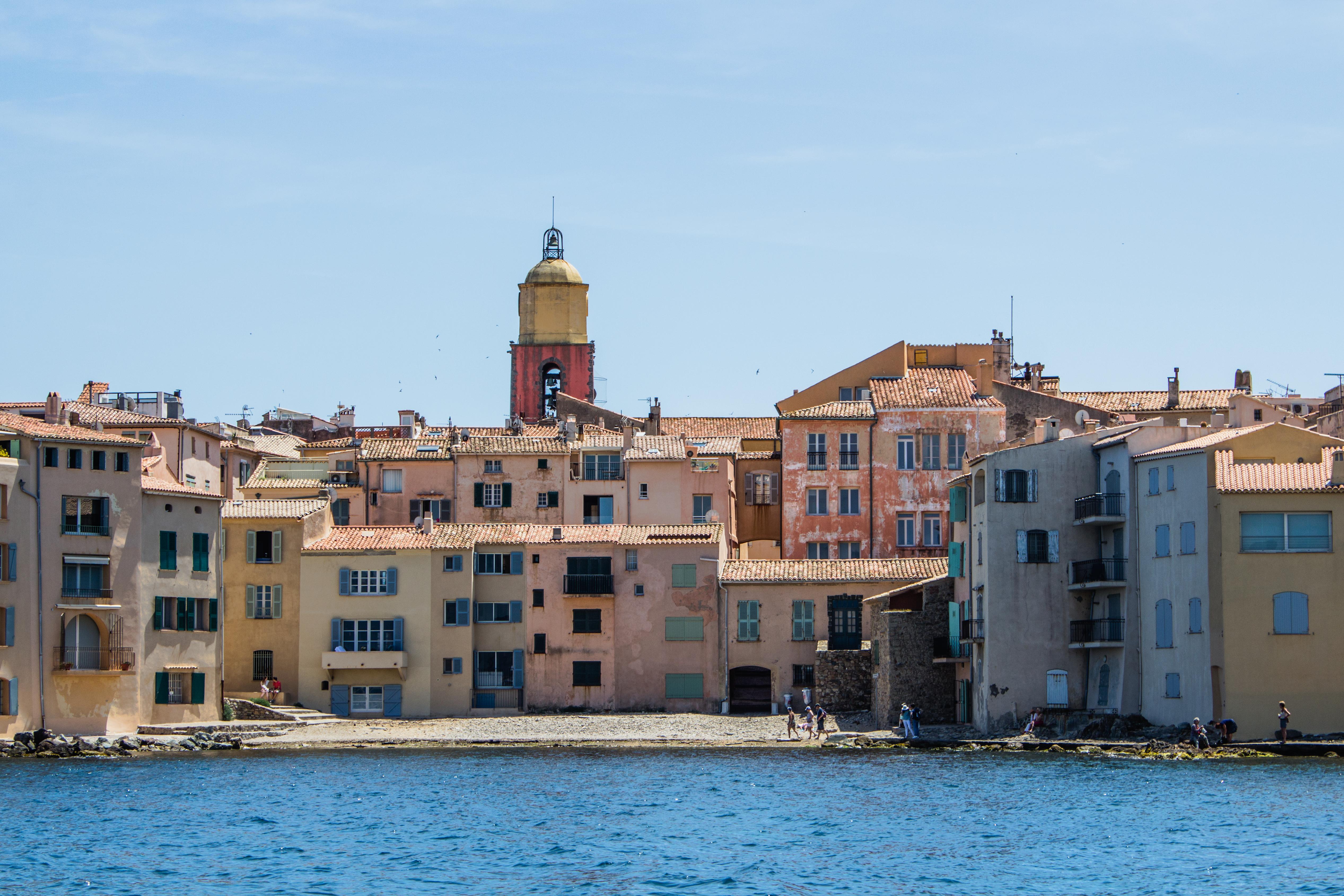 Vue Sur Saint Tropez